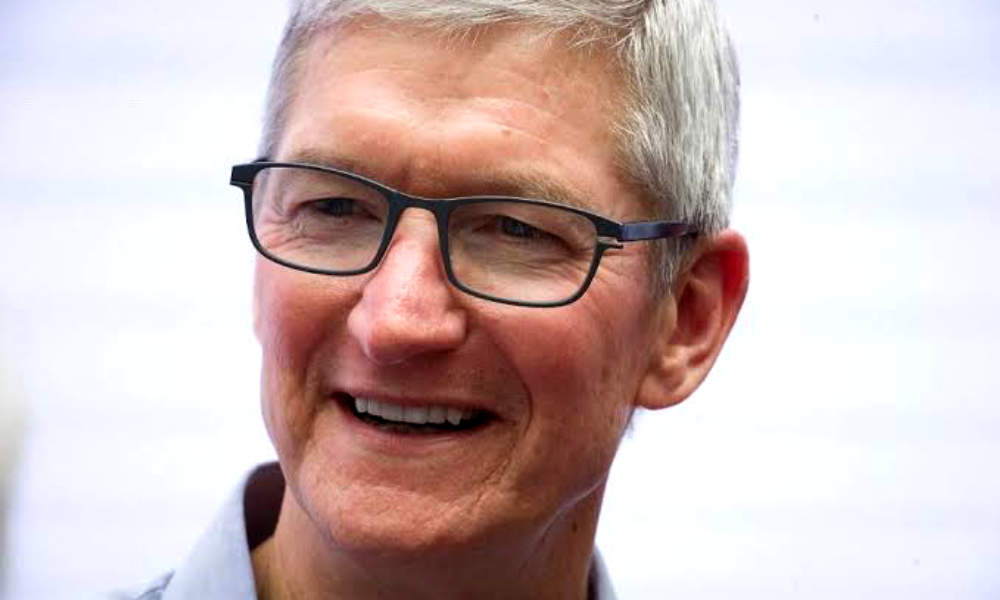 Think of something new, do something new: Tim Cook