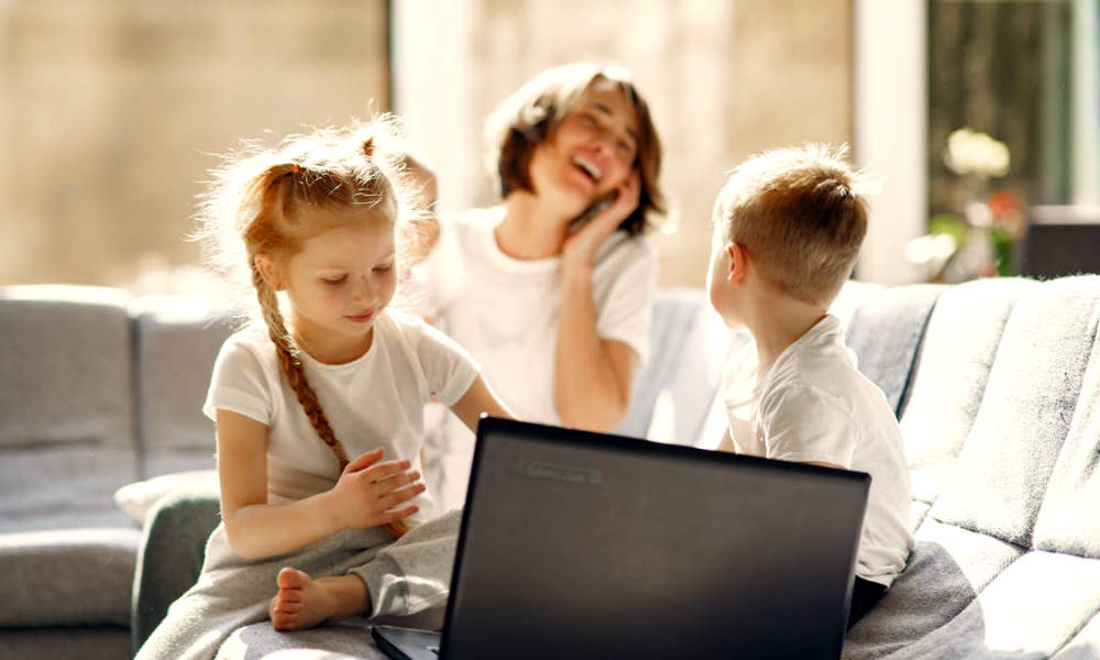 The risk of cyber bullying of children is increasing during the coronation period